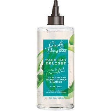 Carol's Wash Day Delight Shampoo For Curly Hair 16.9 Oz