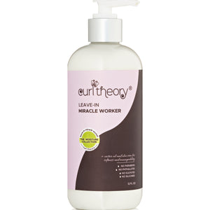Curl Theory Leave-In Miracle Worker 12 Oz