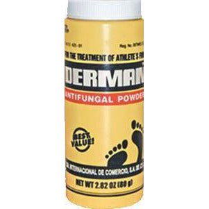 Derman Antifungal Powder, 2.82 Ounce