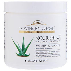 Domincan Magic Revitalizing Hair Mask 32Oz