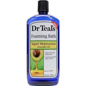 Dr Teals Avocado Foam Bath 34Oz