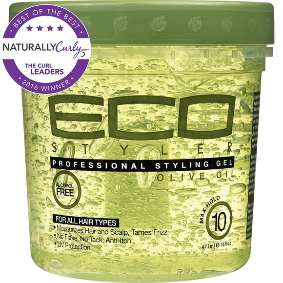 Ecoco Ecostyler Professional Styling Gel with Olive Oil
