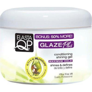 Qp Plus Glaze Conditioning Shining Gel 6Oz
