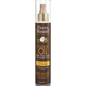 Every Strand Coconut & Pure Shea Protective Leave-In Conditioner Spray, 5Oz