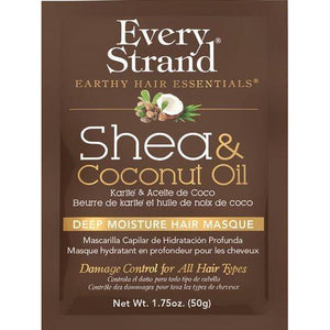 Every Strand Shea & Coconut Oil Deep Moisture Hair Masque, 1.75Oz (12 Pack)