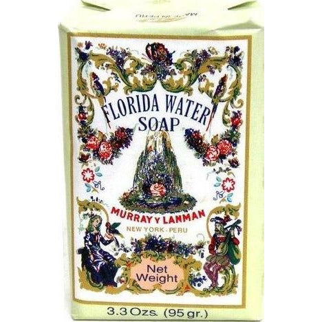 Lanman & Kemp Florida Water Soap 3 Oz
