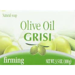 Grisi Natural Olive Oil Soap, 3.5 Oz