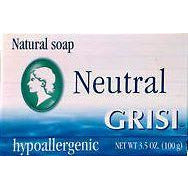 Grisi Soap Neutral, 3.5 Ounce