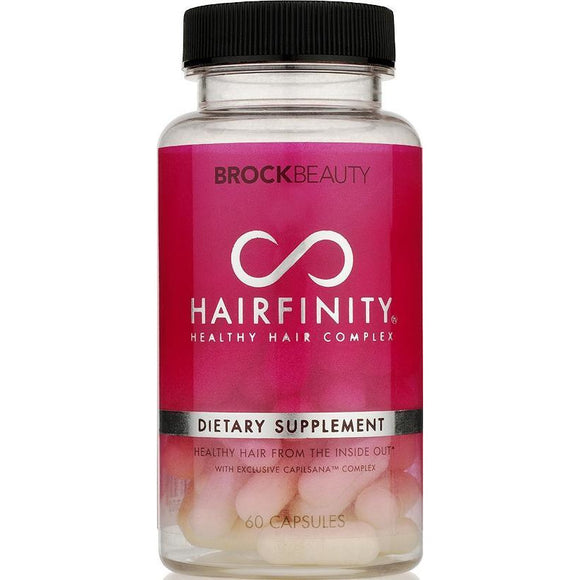 Hairfinity Dietary Suppl 60Caps