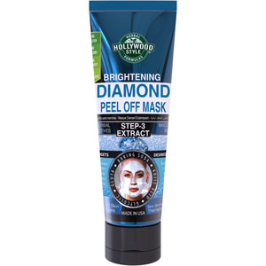 Hollywood Style Diamond Peel-Off Mask 3.2 Ounce