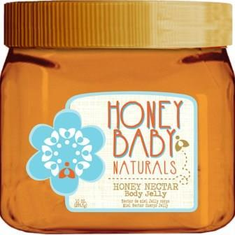 Honey Nectar Body Jelly 10 Oz