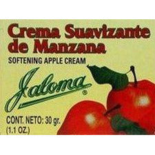 Jaloma Softening Apple Cream 1.1 Oz