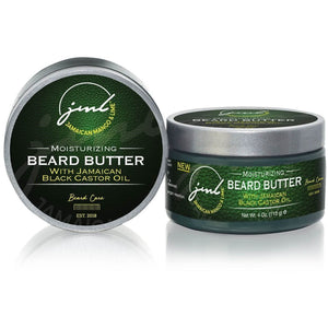 Jamaican Mango & Lime Men's Moisturizing Beard Butter - 4 Oz