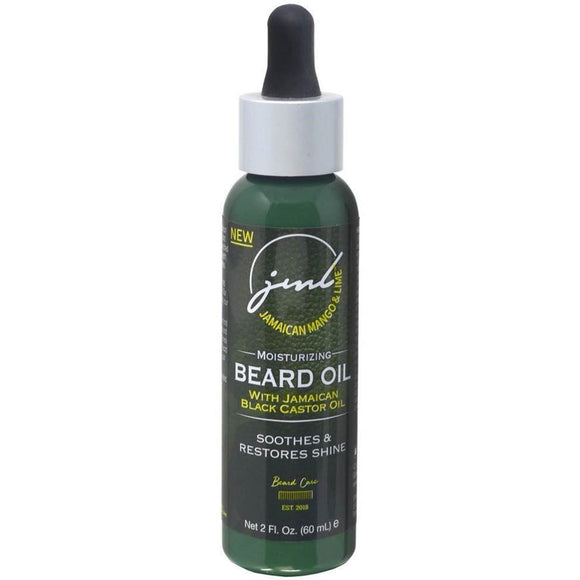 Jamaican Mango & Lime Men's Moisturizing Beard Oil - 2 Oz