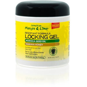 Jamaican Mango & Lime Resistant Formula Locking Gel, 6 Ounce