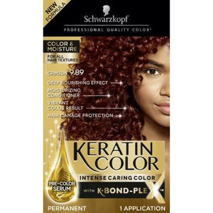 Keratin Color 9.89 Crimson