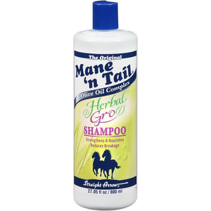 Mane 'n Tail Olive Oil Herbal Grow Shampoo 27.05 Oz