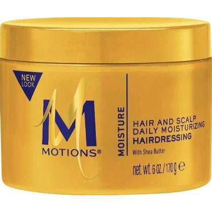 Motions Moisturizing Hairdressing, 6 Ounce