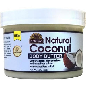 Okay 100% Natural Coconut Butter - 7 Oz