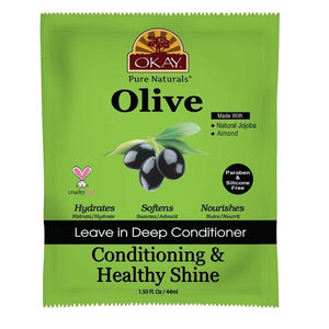 Okay Olive Oil Leave In Conditioner Dl12(12 Pack)