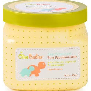 Olive Babies Petroleum Jelly 16 Oz