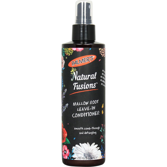 Palmer's Natural Fusions Mallow Root Leave-In Conditioner 8.5 Oz