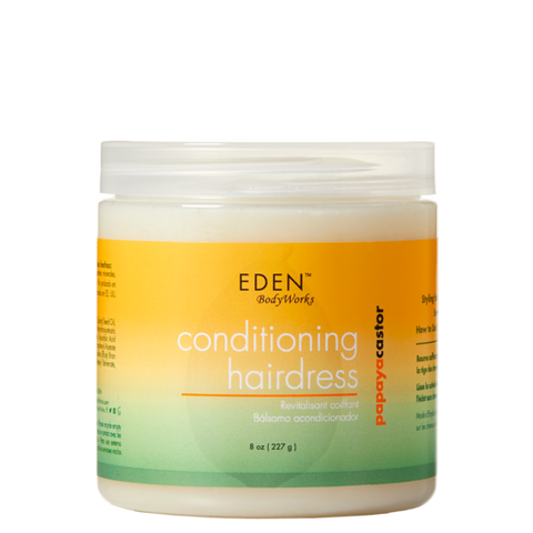 Eden Papaya Castor Conditioning Hairdress