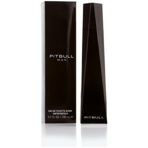 Pitbull Man Eau De Toilette Spray, 3.4 Ounce