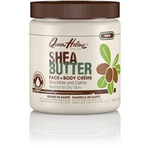 Queen Helene Jar Cream Shea Butter 15 Oz