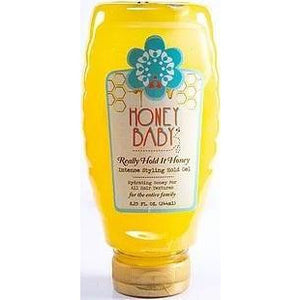 Really Hold It Honey- Intense Hold Styling Gel, 8.25 Oz