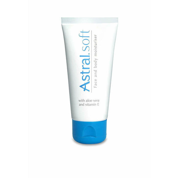 Astral Soft Lotion Tube 3.38 Oz