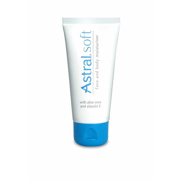 ASTRAL SOFT LOTION TUBE  3.38OZ