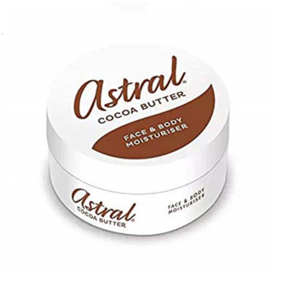 Astral Coco Butter Moisturiser Cream 6.76 Oz