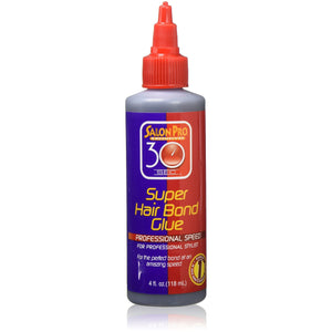 Salon Pro 30 Second Bonding Glue, 4 Ounce