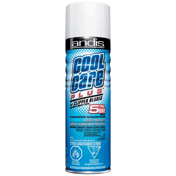 Andis Cool Care Plus For Blades 15.5 Ounce Aerosol (458ml)
