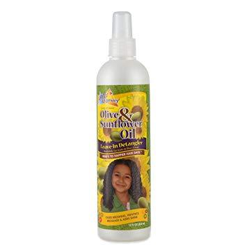 Sofn'free N'pretty Olive & Sunflower Oil Moisturizing Lotion 12 Oz Single