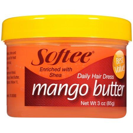 Softee Mango Butter Hair Dress 5Oz