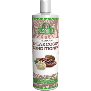 Spanish Garden Original Cocoa Butter & Shea Conditioner - 16 Oz