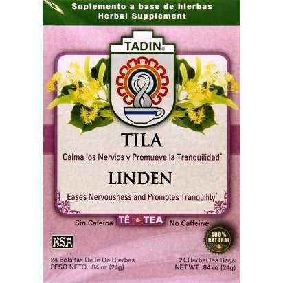 Tadin Tea Tila - 24 Ct