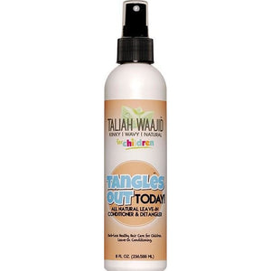 Taliah Waahid For Children Tangles Out Today! Leave In Conditioner & Detangler 8 Oz
