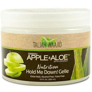 Taliah Waajid Green Apple & Aloe Nutrition Hold Me Down! Gelle 12Oz