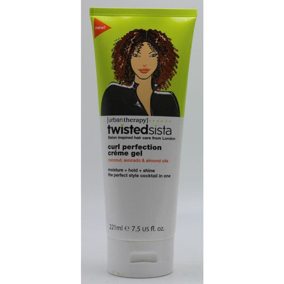 Twisted Sista Curl Perfection Creme Gel, 7.5 Ounce
