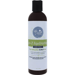 Up North Naturals Hydrating Hair Milk, 8Oz