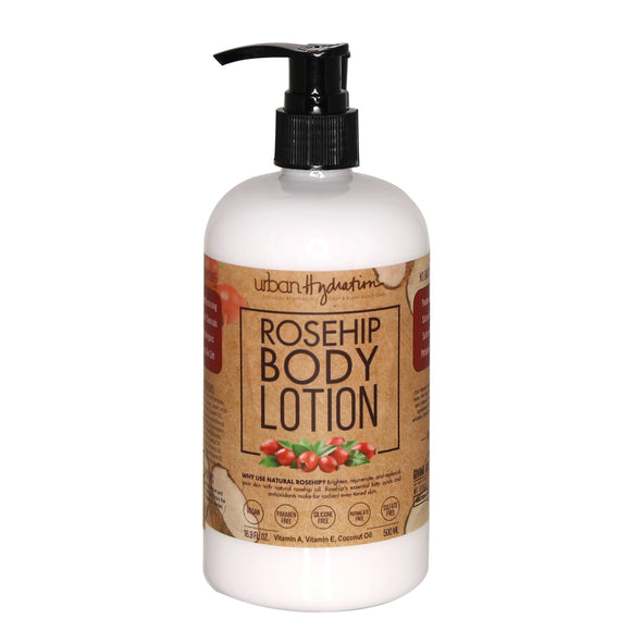 Urban Hydration Rosehip Hand and Body Lotion - 16 Oz