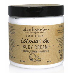 Urban Hydration Vanilla Bean Body Cream - 15.2 Oz