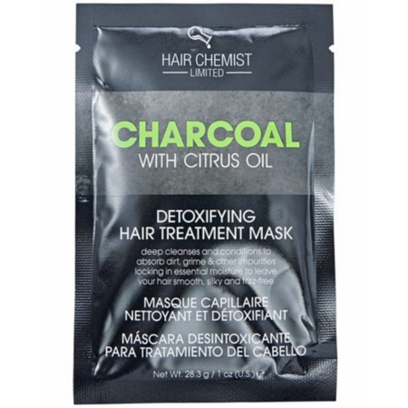 Hair Chemist Charcoal Mask (12 Pack)