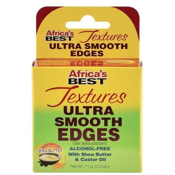 Africa's Best Textures Ultra Smooth Edges 2 Oz