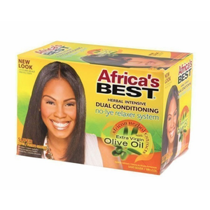 Africa's Best Herbal Intensive No-Lye Relaxer Kit Super