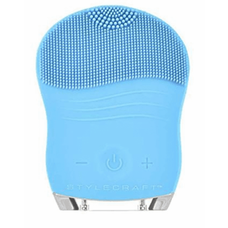 Stylecraft Facial Cleansing Brush Blue