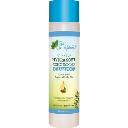 You Be-Natural Hydrasoft Conditioning Shampoo- 8 Oz